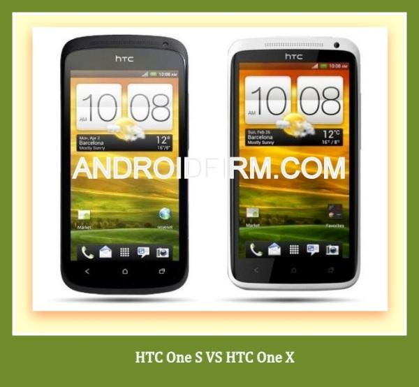 HTC One S vs HTC One V