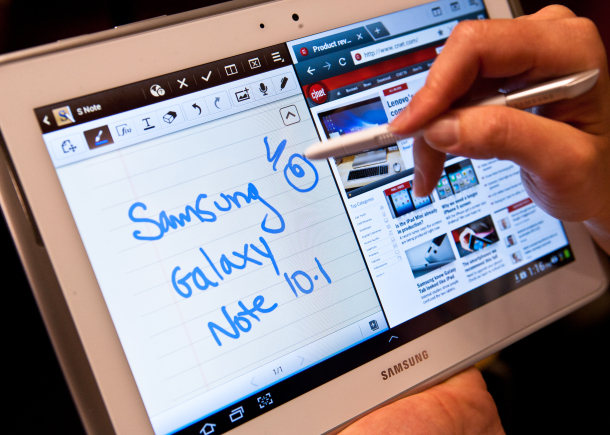Jelly Bean based CyanogenMod 10 (CM10) for Galaxy Note 10.1