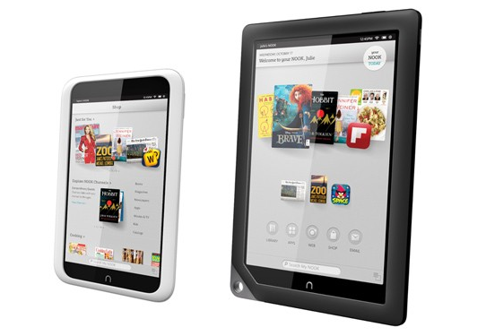 Nook HD images